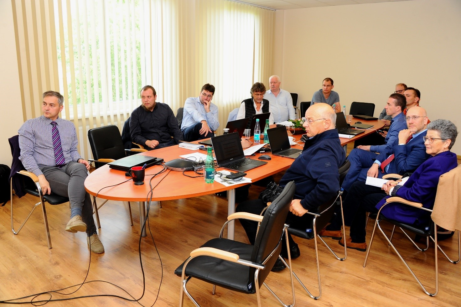 ETSON organisations are interested in Safety Analysis and Licensing issues of fusion installations. In the workshop on fusion safety at LEI the current participation and further possibilities of ETSON organisations in fusion research were discussed © LEI