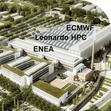 News Picture to New Bologna Science Park: ECMWF, Leonardo HPC and ENEA