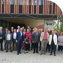 VTT's activities on small modular reactors newspicture