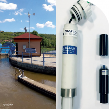 Autonomous station for measurements of artificial gamma activity in surface water bodies newspicture